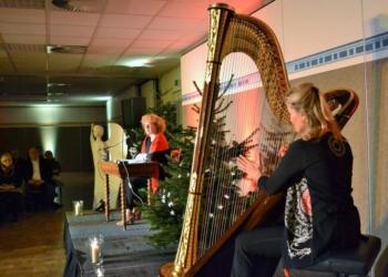 Laacher Forum extra: Weihnachtliche Harfenlesung
