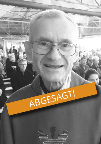 ABGESAGT – Franz Meurer