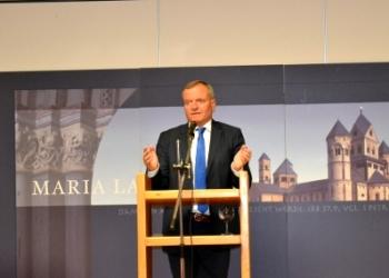 Manfred Spitzer im Laacher Forum